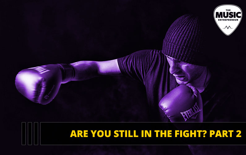 Are You Still in The Fight? Part 2