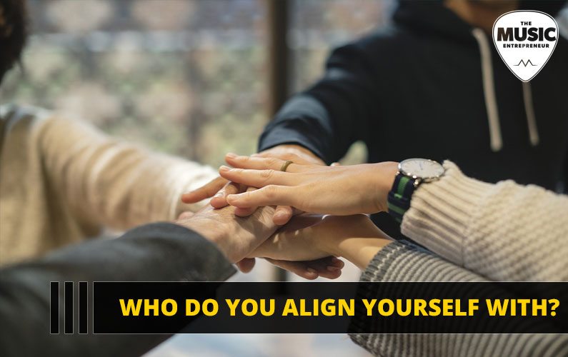 110 – Who Do You Align Yourself With?