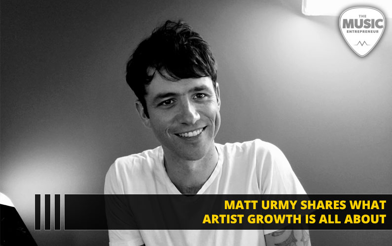 Matt Urmy of Artist Growth Shares How Their Platform Can Help Artists & Teams Manage All Their Business Data