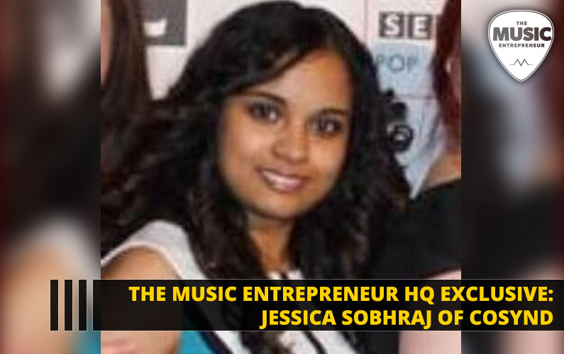 Jessica Sobhraj of Cosynd Shares How You Can Easily Protect All Your Creative Works