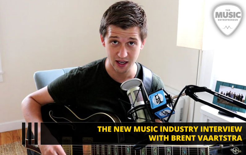 127 – Passive Income Streams for Musicians and Music Instructors – with Brent Vaartstra of Passive Income Musician