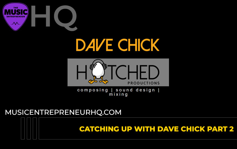 187 – Catching Up with Dave Chick Part 2
