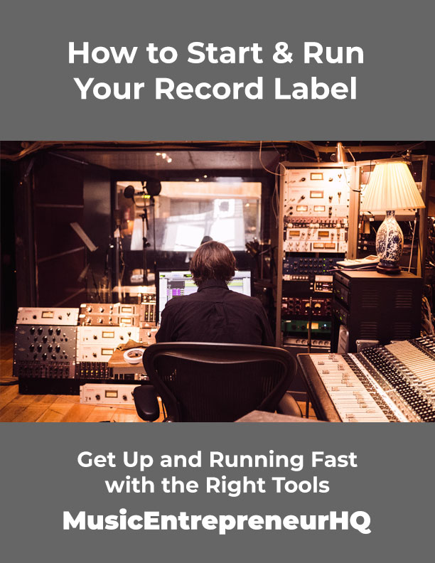 How to Start & Run Your Record Label
