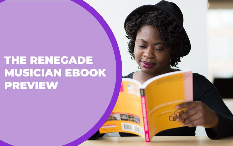232 – The Renegade Musician eBook Preview