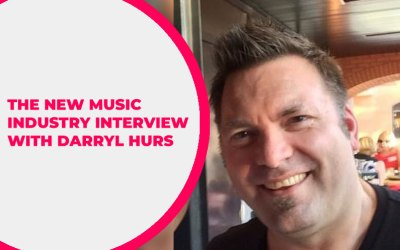 242 – Going to Conferences to Grow Your Music Career – with Darryl Hurs of Indie Week