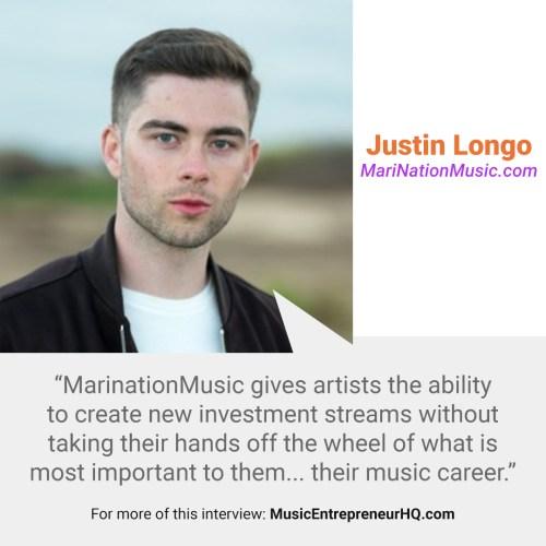 Justin Longo quote