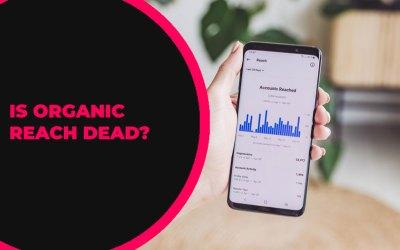 245 – Is Organic Reach Dead?
