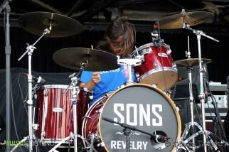 Sons of Revelry - UPROAR Festival 2014 - Steve Trager024