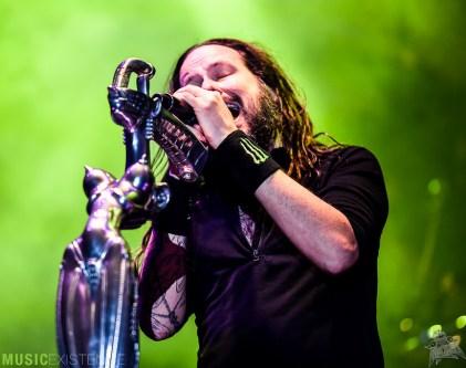 Korn | Photo by Luke Spencer