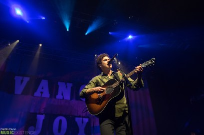 The Fire and the Flood Tour House of Blues Boston, MA April 1, 2016