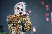 Grimes at Bestival