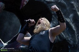 Amon Amarth at Nova Rock 2016