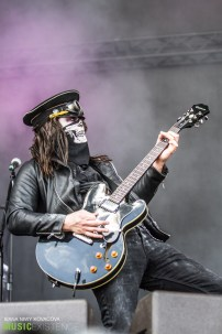 Bloodsucking Zombies from Outer Space at Nova Rock 2016
