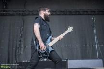 Skindred at Nova Rock 2016