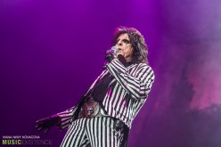 Alice Cooper at Nova Rock 2016