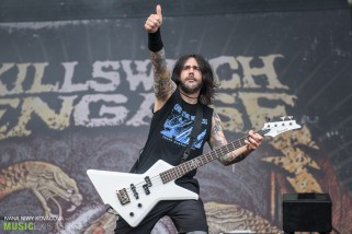 Killswitch Engage at Nova Rock 2016