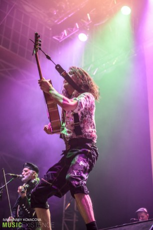 Gogol Bordello at Two Days A Week Special 2016 in Vienna