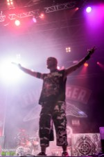 Five Finger Death Punch at Two Days A Week Special 2016 in Vienna
