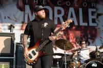 The Color Morale || Warped Tour 2016, Holmdel NJ 07.17.16
