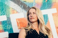 Laurene Powell Jobs at OZY Fusion Festival 2016 by Coen Rees