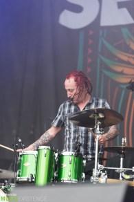 Sevendust || Rock Allegiance, Chester PA 09.18.16