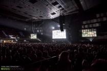 Nickelback at Stadthalle in Vienna