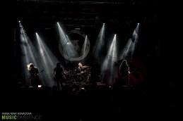 Katatonia at Arena in Vienna