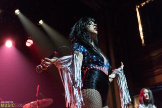 Glam Skanks || Webster Hall, NYC 02.22.17