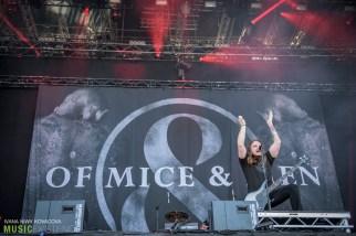 Of Mice & Men at Nova Rock 2017