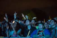 During Vince Staples at OctFest