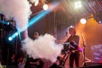 The Flaming Lips at OctFest on Sunday, September 10, 2018.