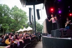 Joy Postell at BRIC Celebrate Brooklyn! at Prospect Park Bandshell
