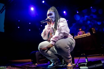 Leikeli47 at BRIC! Celebrate Brooklyn at Prospect Park Bandshell