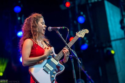 Nilüfer Yanya at BRIC Celebrate Brooklyn! at Prospect Park Bandshell