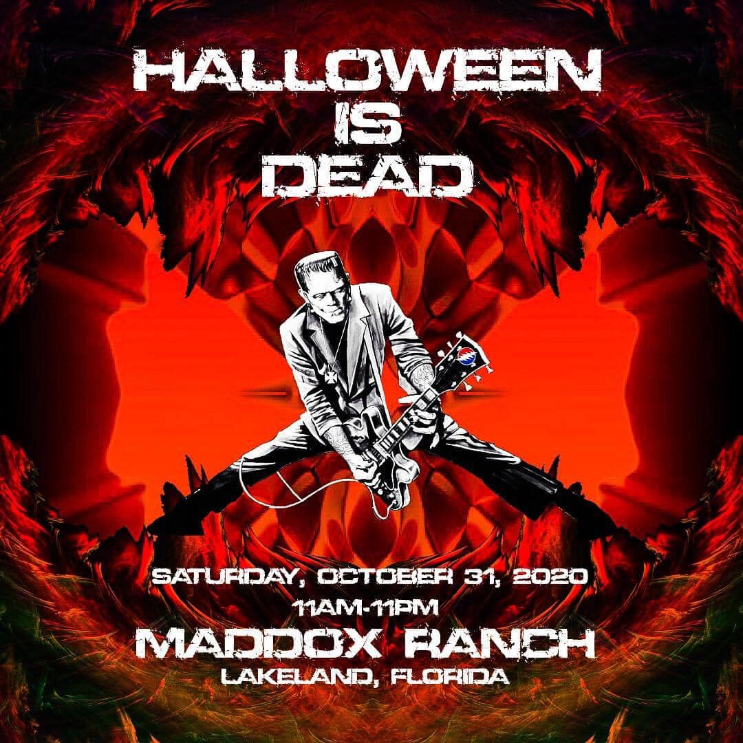 In winter however, they can present their own unique set of challenges. Halloween Is Dead At Maddox Ranch In Lakeland Florida Musicfestnews