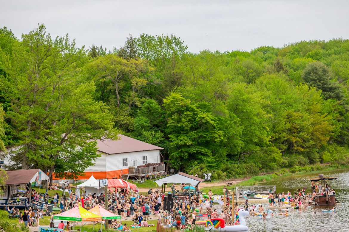 Elements Music & Arts Festival Goes Beyond The Music with Summer Camp Activities, Wellness Programming and Immersive Art for Memorial Day Weekend