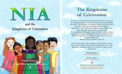 Nia and the Kingsom of Celebration