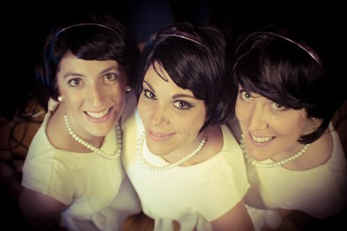 Book A Retro Girl Band for Events in Asia - Music for Asia