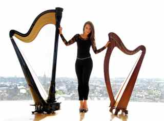 Session Harpist