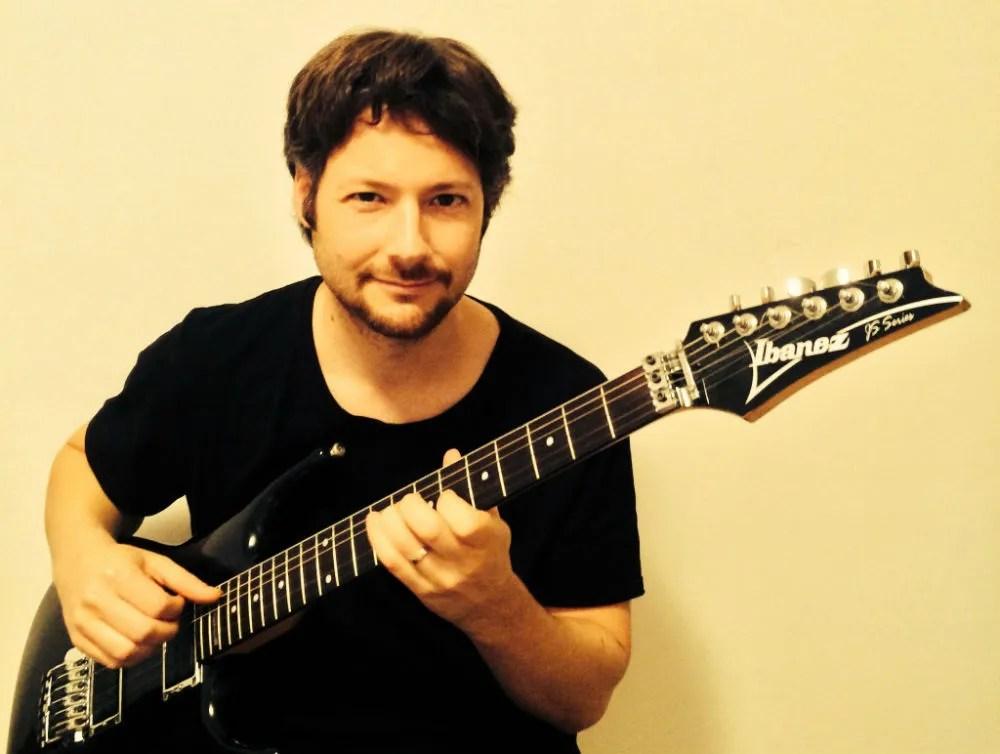 Udi Glaser guitar lessons london film composer