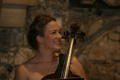 Session Cellist