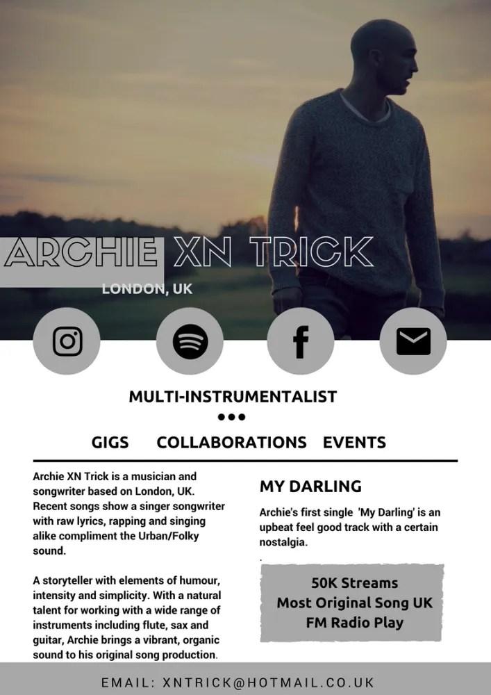 ARCHIE XN TRICK