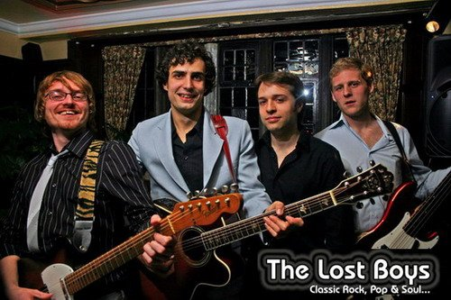 Lost Boys - Professional Covers & Wedding Band