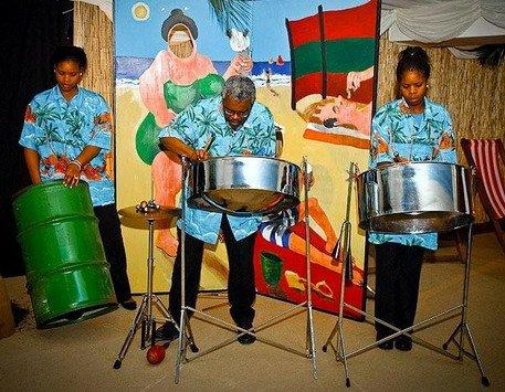 caribbebeachparty - carribe steel band