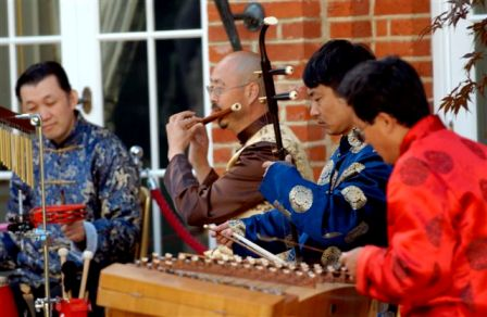 Chinese Musicians in London