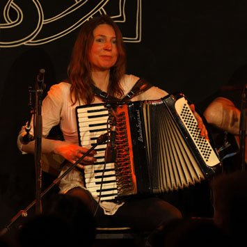 Solo Accordion Player London