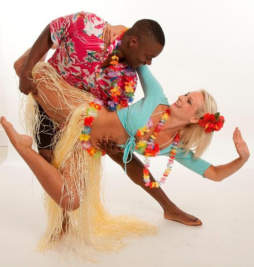 London Hula Dancers