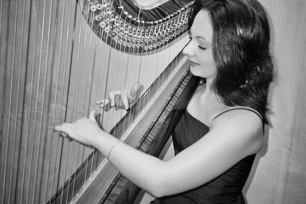 Book a Wedding Music Harpist