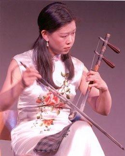 MFL Chinese Violinist