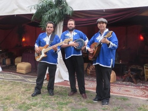 Middle Eastern & North African Musicians for Hire